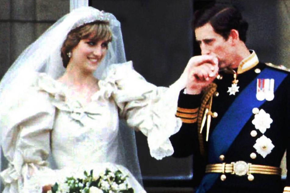 Irre! Haben Prinz Charles und Lady Di eine geheime Tochter?