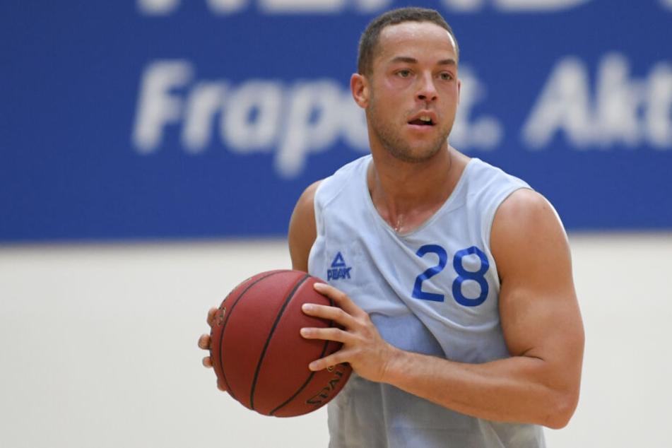 Andrej Mangold (32) ist neu im Team der RheinStars. (Symbolbild)