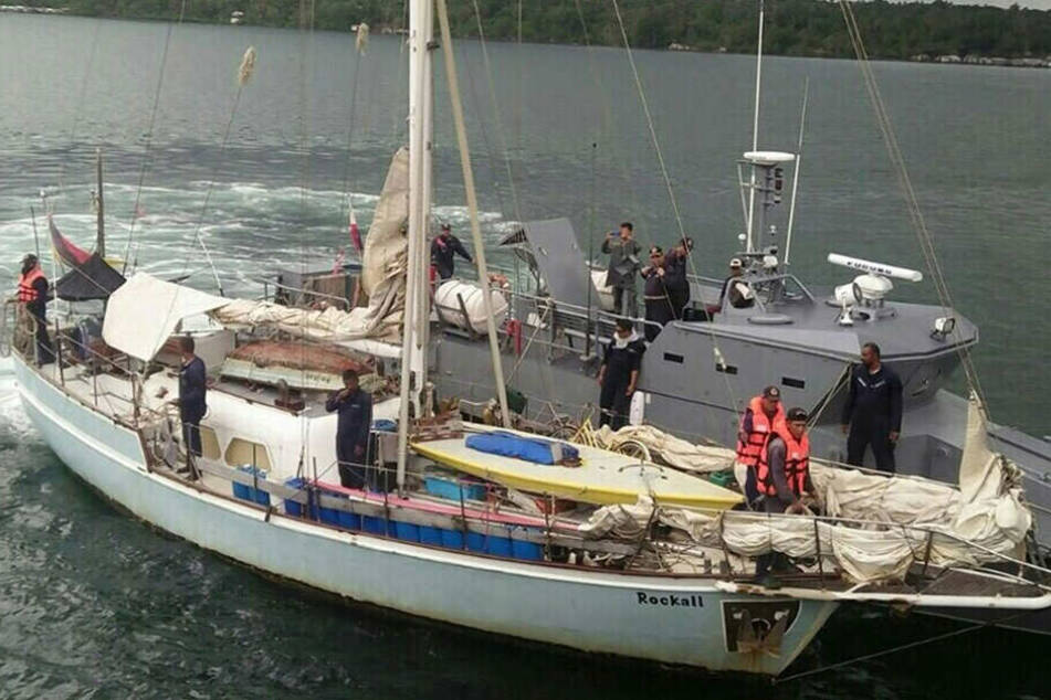 Anfang November fanden philippinische Soldaten die Yacht des deutschen Paares - leer.