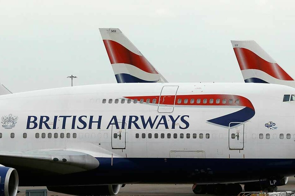 An Bord einer British Airways Maschine flog Marylin Hartmann von Chicago nach London, ohne ein Ticket zu besitzen.