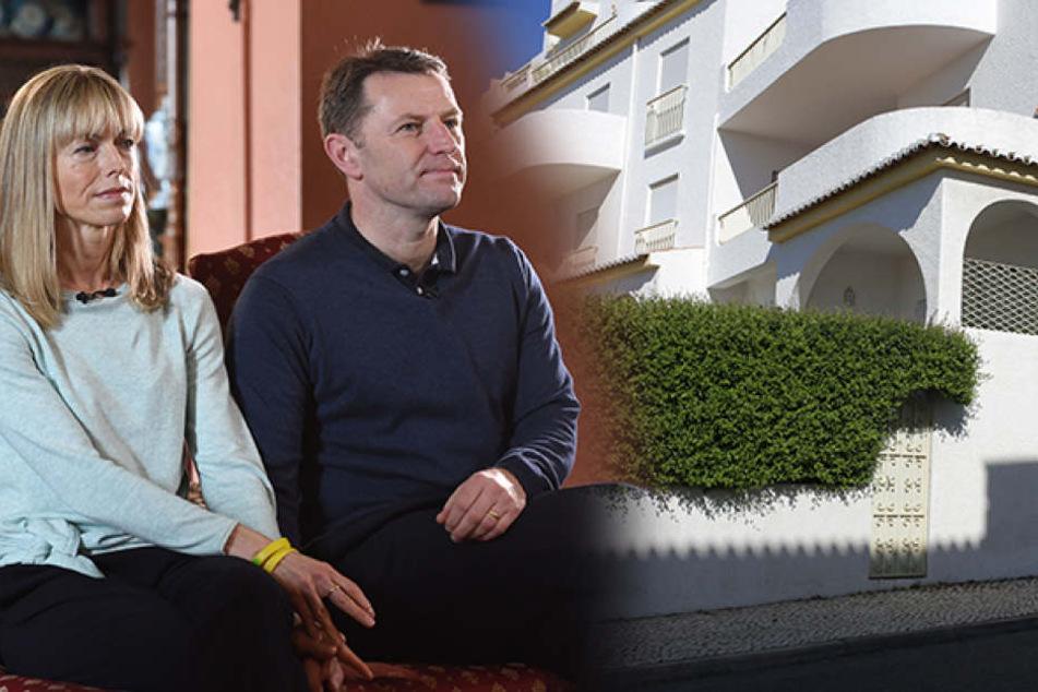 In dieser Ferienanlage verschwand Maddie McCann vor zehn Jahren. Ihre Eltern Kate (49) und Gerry McCann (49) haben ihre Tochter nie aufgegeben.