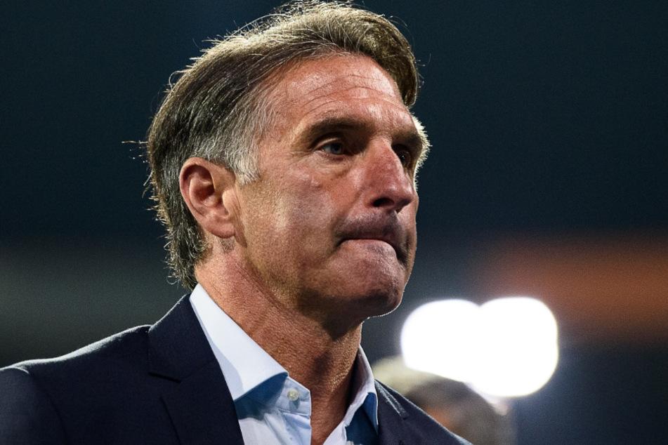 Hertha-Trainer Bruno Labbadia (54).