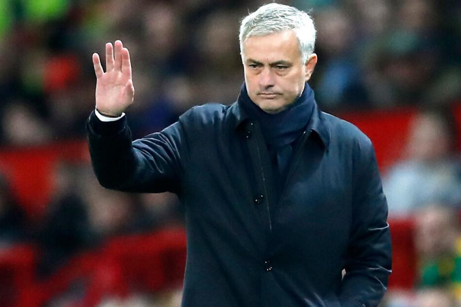 José Mourinho und Tottenham haben mit dem FC Bayern noch eine Rechnung offen.