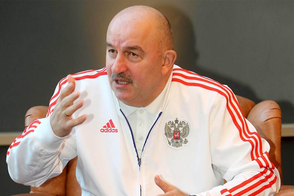 Stanislaw Tschertschessow stand TAG24 in Leipzig exklusiv Rede und Antwort.