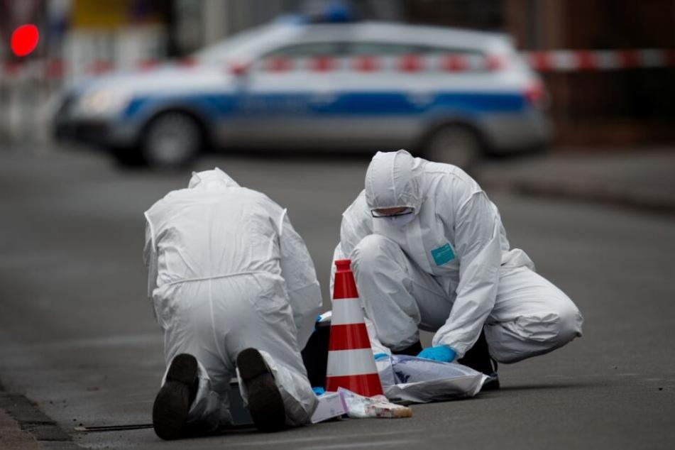 Eine Mordkommission nahm die Ermittlungen auf. (Symbolbild)