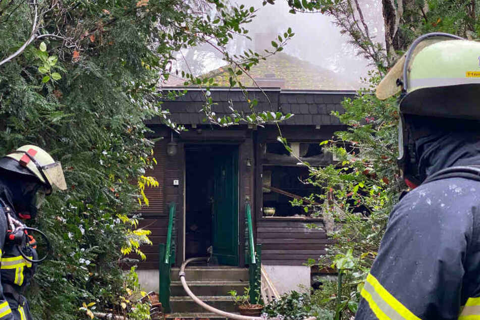 Feuer-Drama in Hamburg! Mutter und Tochter sterben in den Flammen