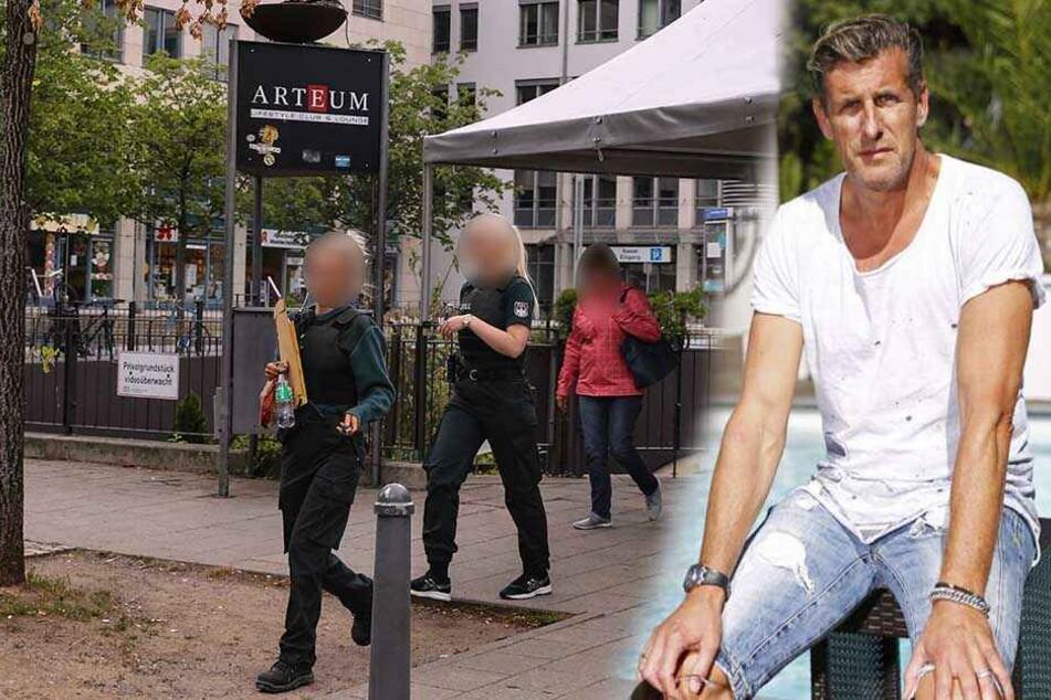 Dresden: Verdacht der Schwarzarbeit! Razzia bei Dresdner Gastro- und Clubkönig von Canal!