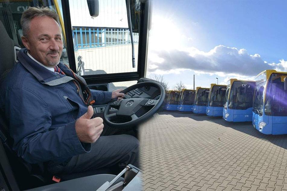 Mehr Sicherheit: 13 neue Busse für die CVAG