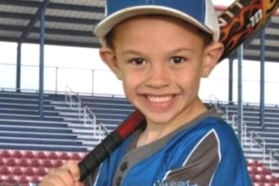 Brantley Chandler (6) kam mit angeborenem Herzfehler zur Welt.