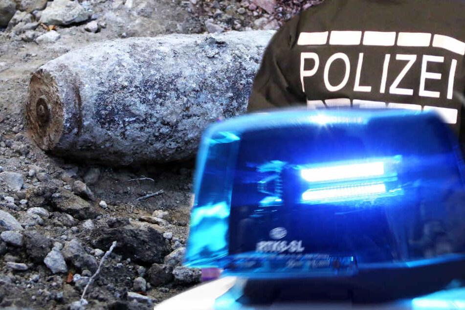 Die Bomben wurden offenbar beschädigt und dadurch gezündet (Symbolbild).