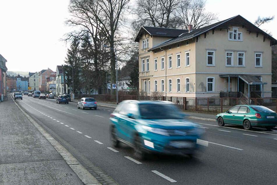 Auf der Dresdner Straße in Freital wurde ein Mann ausgeraubt (Symbolbild).