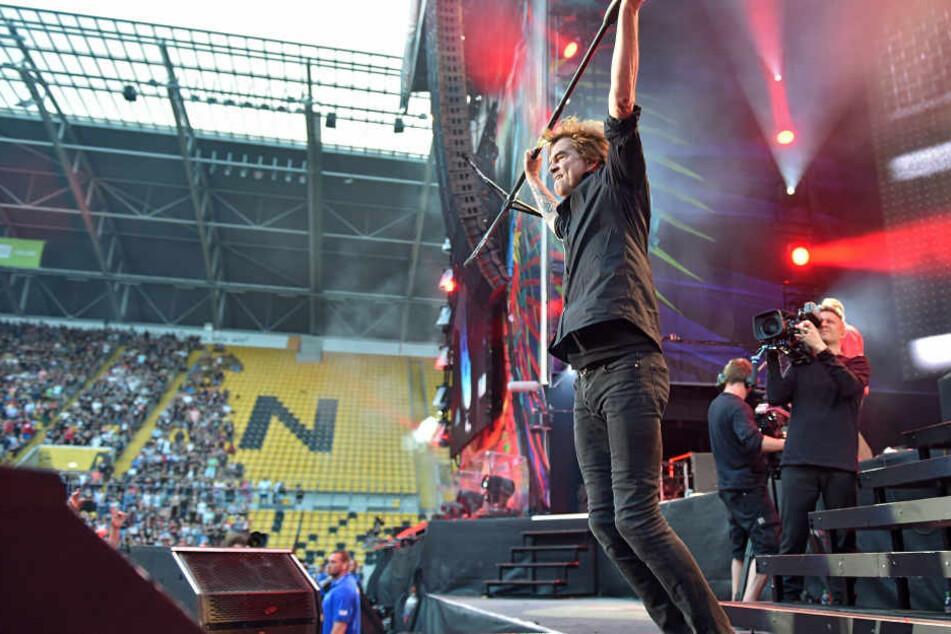 Toten-Hosen-Sänger Campino wegen Hausfriedensbruchs angezeigt