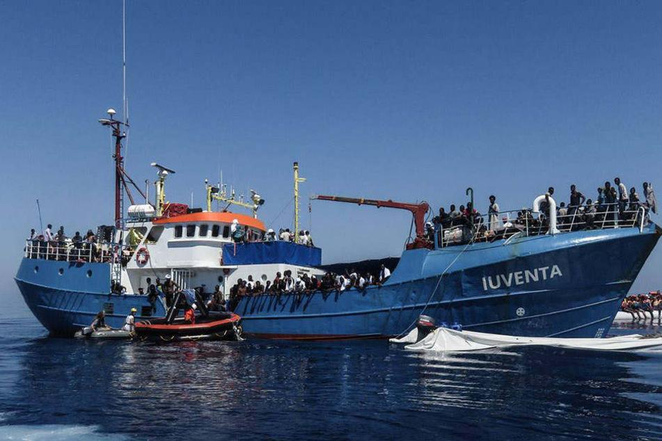 Italienische Behörden kassieren Schiff von Berliner Flüchtlingsrettern ein