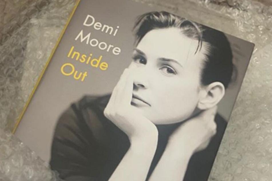 """Ihr neues Buch """"Inside Out"""" erscheint am 24.09."""
