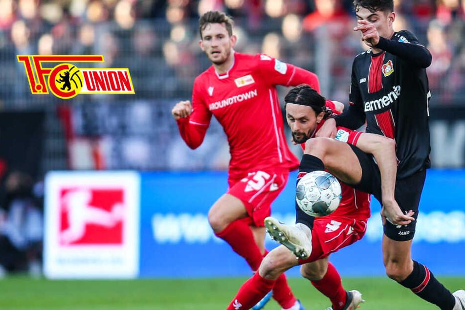 Pyro-Chaos und fünf Tore: Union Berlin nach großem Kampf von Leverkusen geschlagen