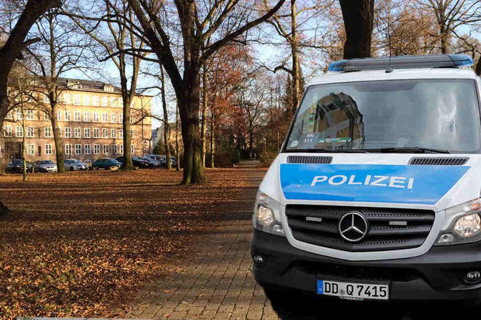 Wieder Razzia in Chemnitz: Mutmaßlicher Messerstecher geschnappt