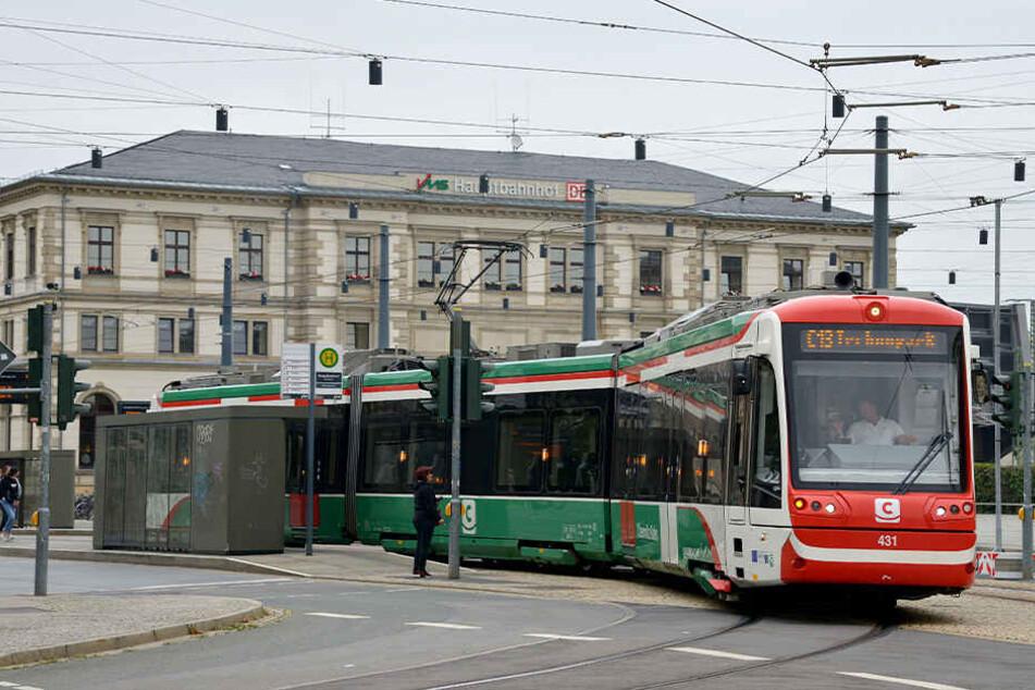 Chemnitz: Achtung Ersatzverkehr! Hier fahren im November Busse statt Bahnen