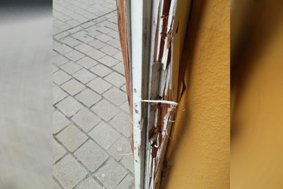 Rund 260.500 Euro Sachschaden hinterließen die Einbrecher.