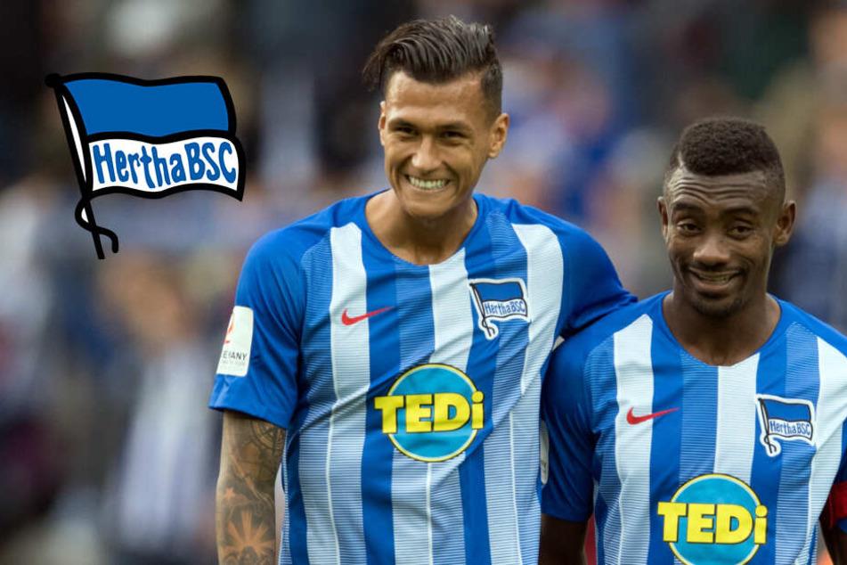 Nach Redan-Transfer: Herthas Sturm trotzdem weiter unteres Liga-Mittelmaß?