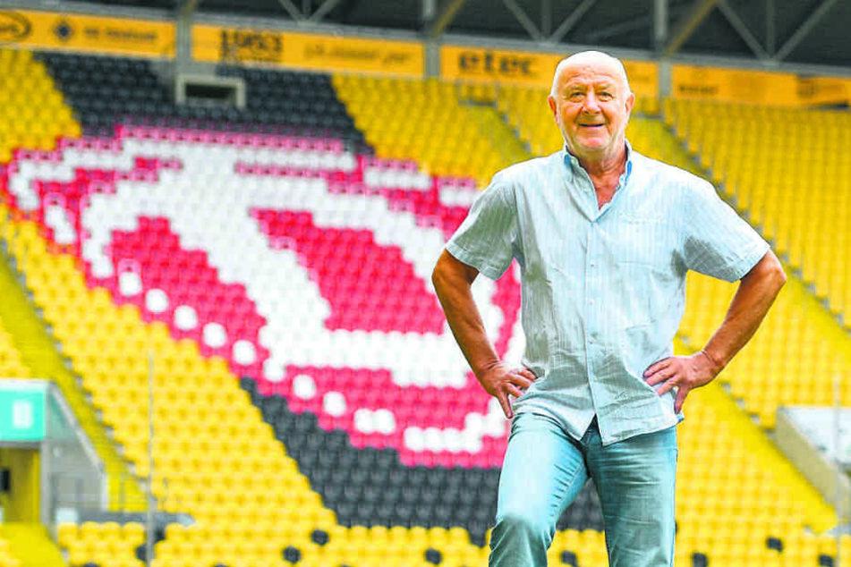 Hansi Kreische schreibt regelmäßig in einer Kolumne seine Gedanken zu Dynamo Dresden nieder.