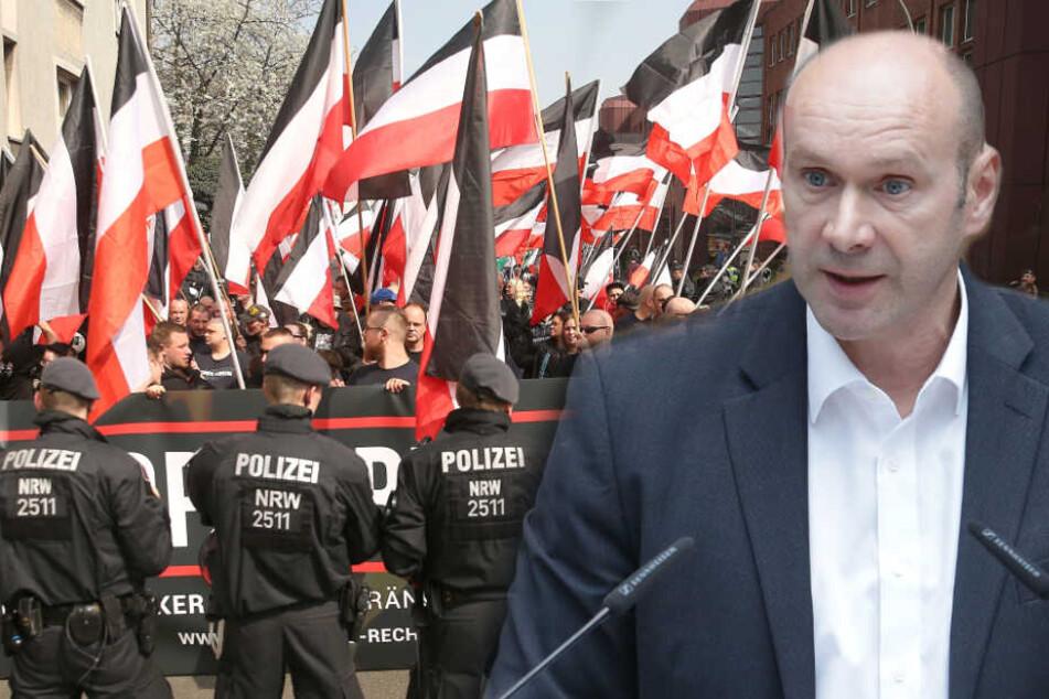 """Linke-Chef Udo Wolf warnt: """"Rechtsterrorismus wird weiterhin unterschätzt!"""""""