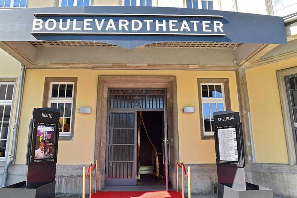 Schon wieder wurde das Boulevardtheater von Dieben heimgesucht.