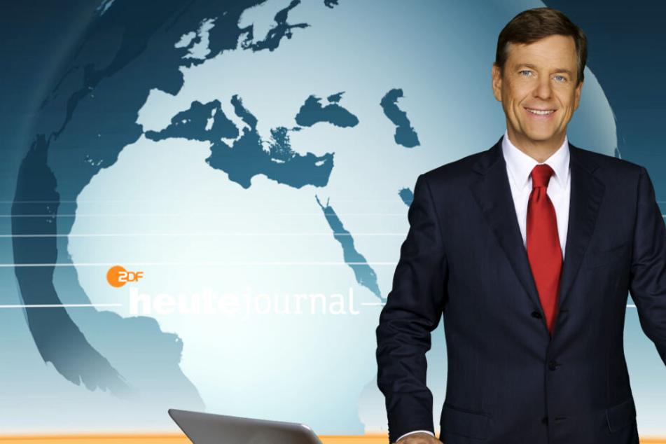 """Krasse Änderung beim """"heute-journal"""" im ZDF"""