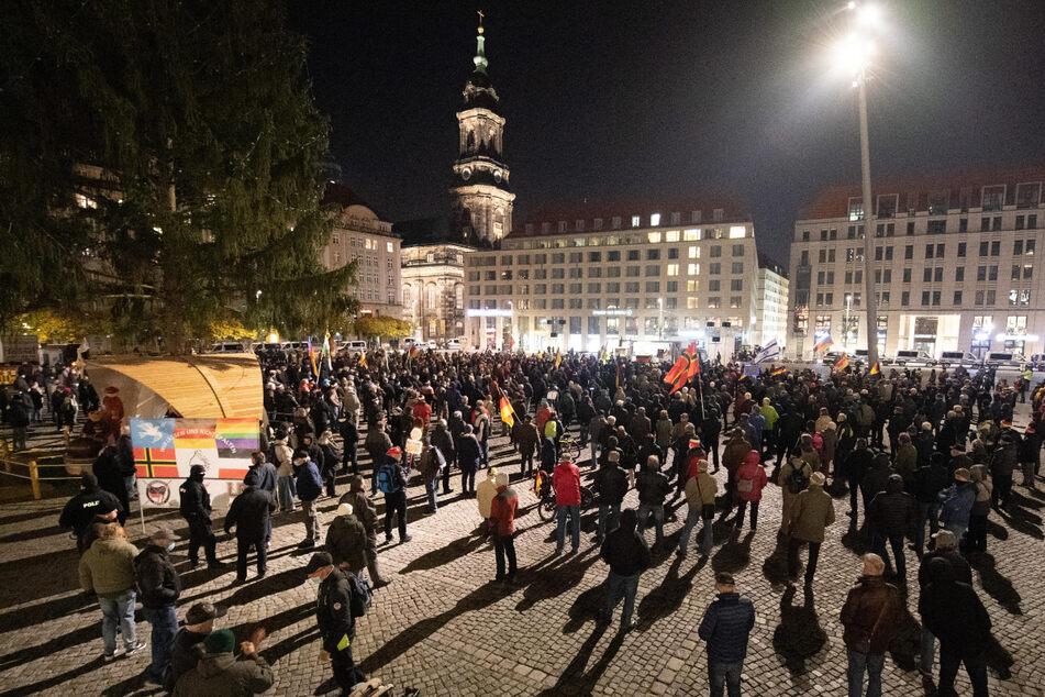 Verfassungsschutz beobachtet ab sofort Pegida!