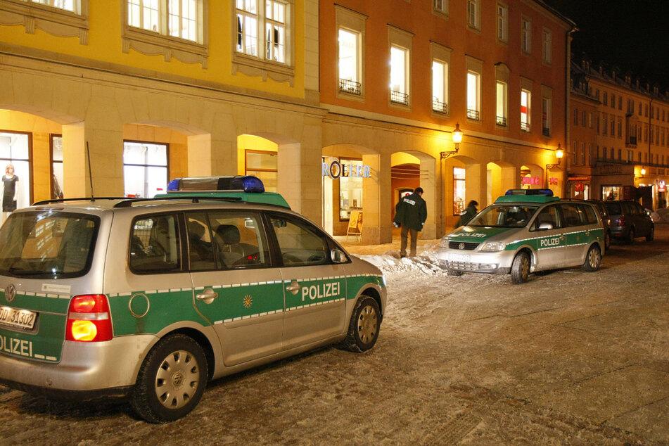 Im Februar 2010 überfielen drei Täter das Juweliergeschäft Roller am Chemnitzer Markt.