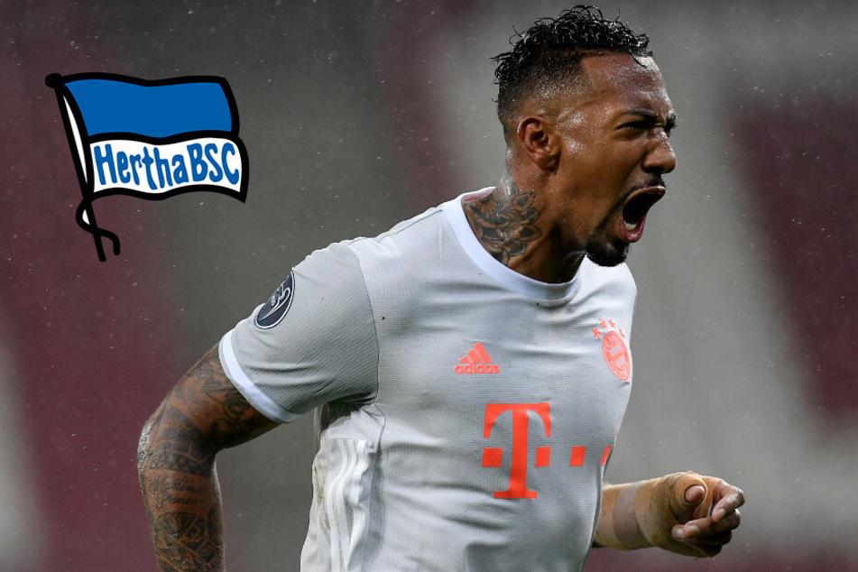 Nach Bayern-Aus: Holt Hertha jetzt Boateng zurück?