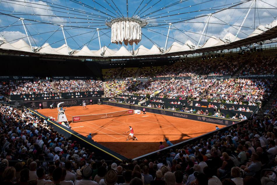 Fünf der besten Tennis-Spieler der Welt bei Hamburger Turnier dabei