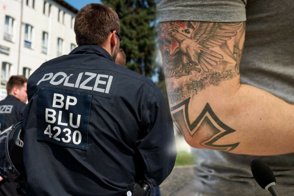 """Lautstark soll der Mann """"Sieg-Heil"""" gerufen haben. (Symbolbild)"""