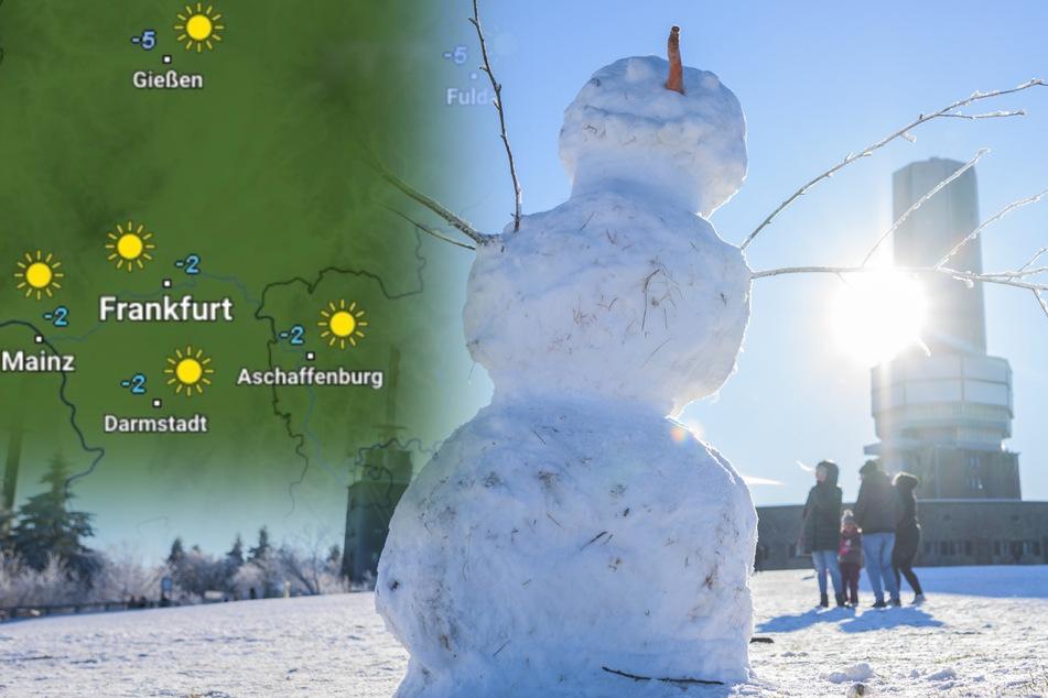 In den nächsten Tagen zeigt sich in ganz Hessen vermehrt auch wieder die Sonne.