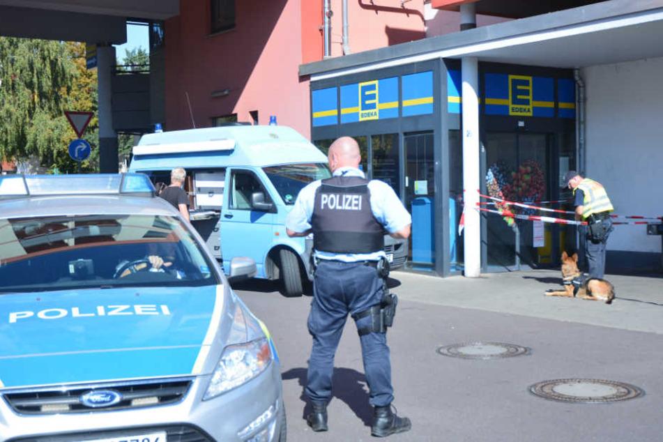 Am Dienstagvormittag attackierte ein Mann in Magdeburg seine Ex-Freundin mit einem Messer.