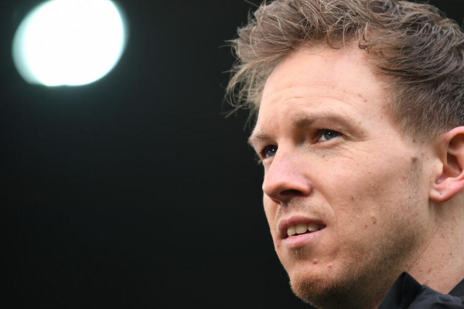 Ab Juli 2019 ist er neuer Trainer bei RB Leipzig: TSG-Coach Julian Nagelsmann (31).