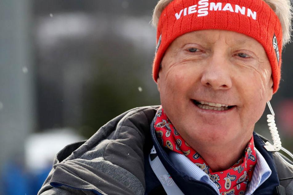 "Skisprung-Chef Hofer über seinen Rücktritt: ""Ohje, jetzt steht der immer noch an der Schanze"""