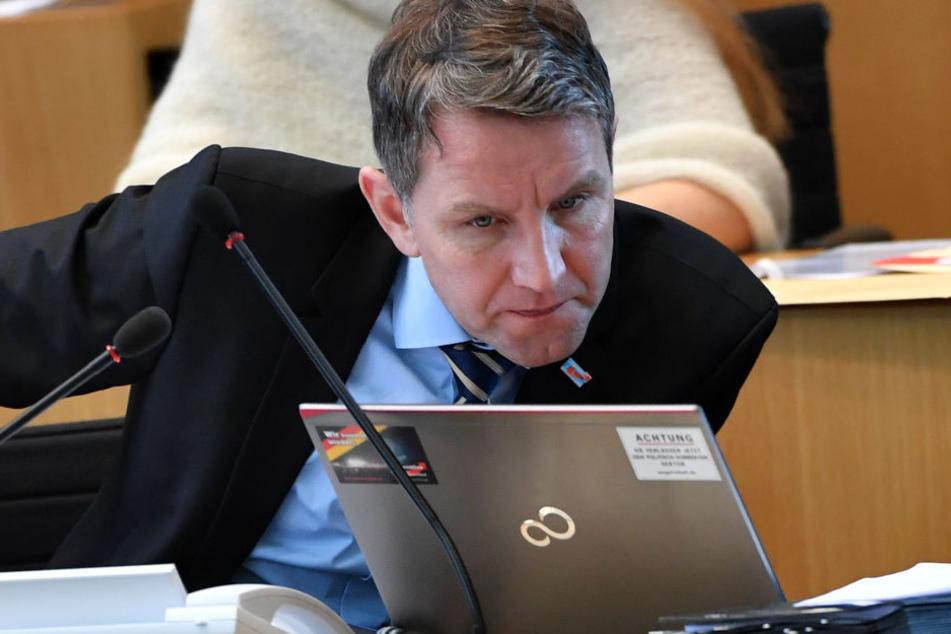 Björn Höcke hielt am 17. Januar in Dresden eine umstrittene Rede zum Holocaust.