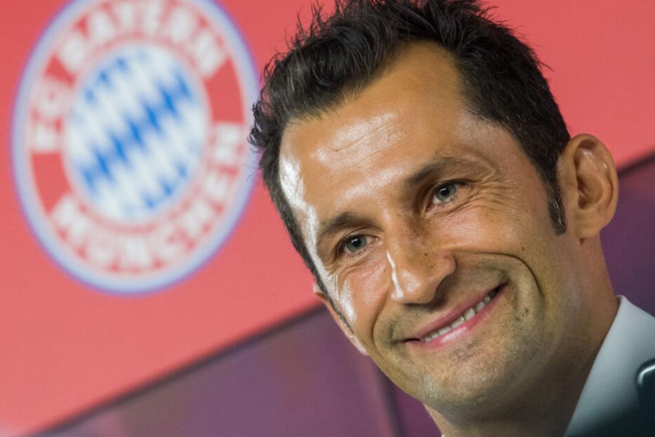 Hasan Salihamidzic will den Bayern-Kader bewusst schmal halten.