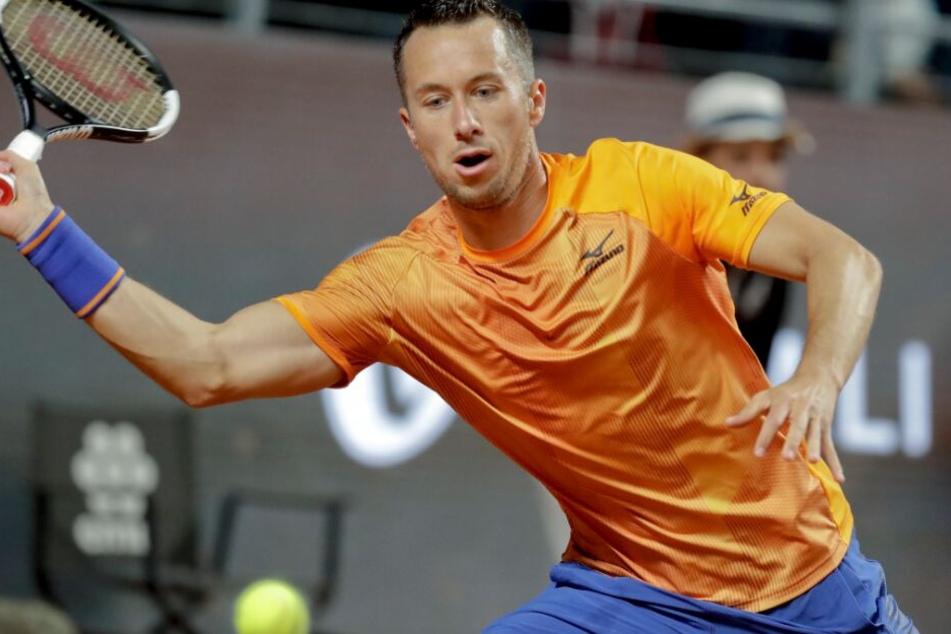 Kohlschreiber und Co. schlagen bei European Open in Hamburg auf