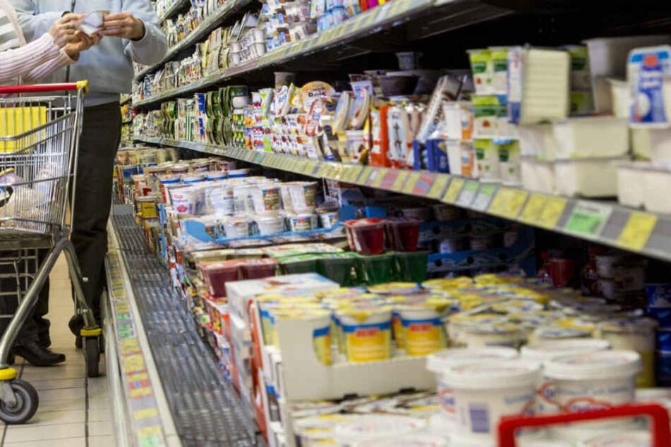 Nach Einbruch in Supermarkt: Lebensmittel im Wert von 18.000 Euro verderben