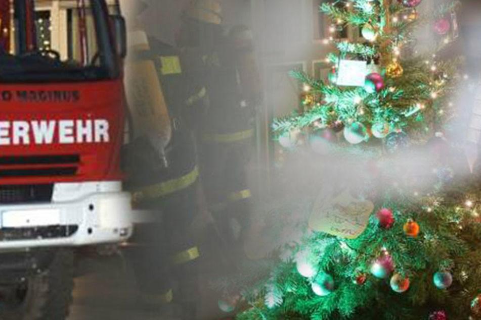 Die Bescherung mit der Nebelmaschine rief die Feuerwehr auf den Plan. (Symbolbild)