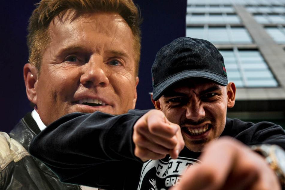 Nach Diss von Dieter Bohlen: Rapper Capital Bra schießt zurück