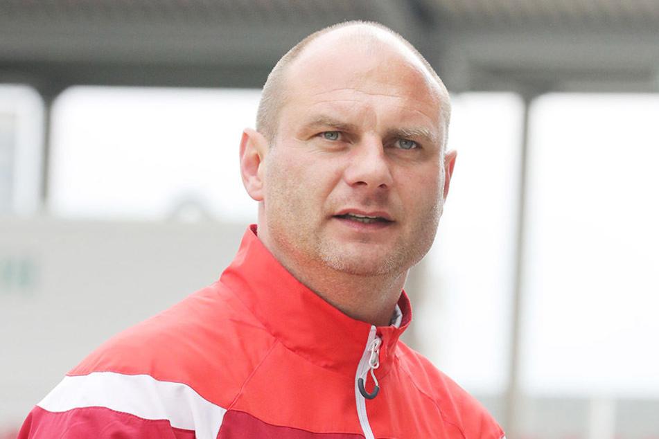 """Zwickaus Sportdirektor David Wagner denkt über eine Teilnahme an der """"Future League"""" nach."""