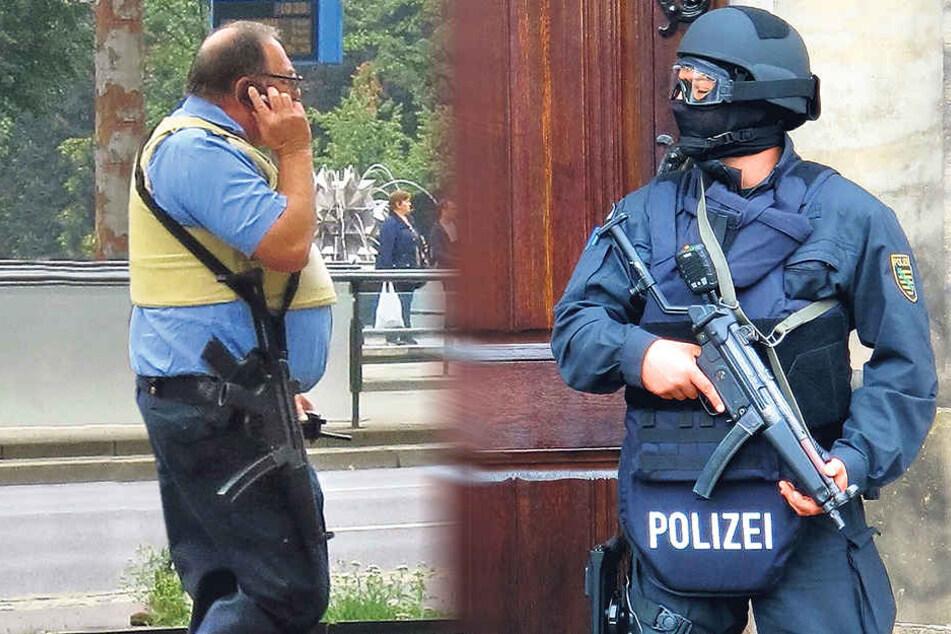 Antiterroreinsatz in Leipzig: So katastrophal lief die Aktion wirklich