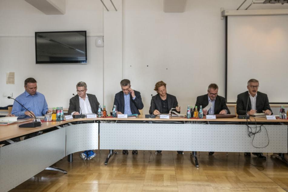 Zum Hepatitis A-Fall in einer Chemnitzer Grundschule fand am Freitag eine Pressekonferenz der Stadt Chemnitz statt.