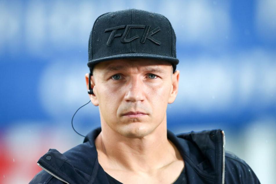 Ex-CFC-Spieler Daniel Frahn bieten den Fans des SV Babelsberg 03 eine Gesprächsrunde an (Symbolbild).