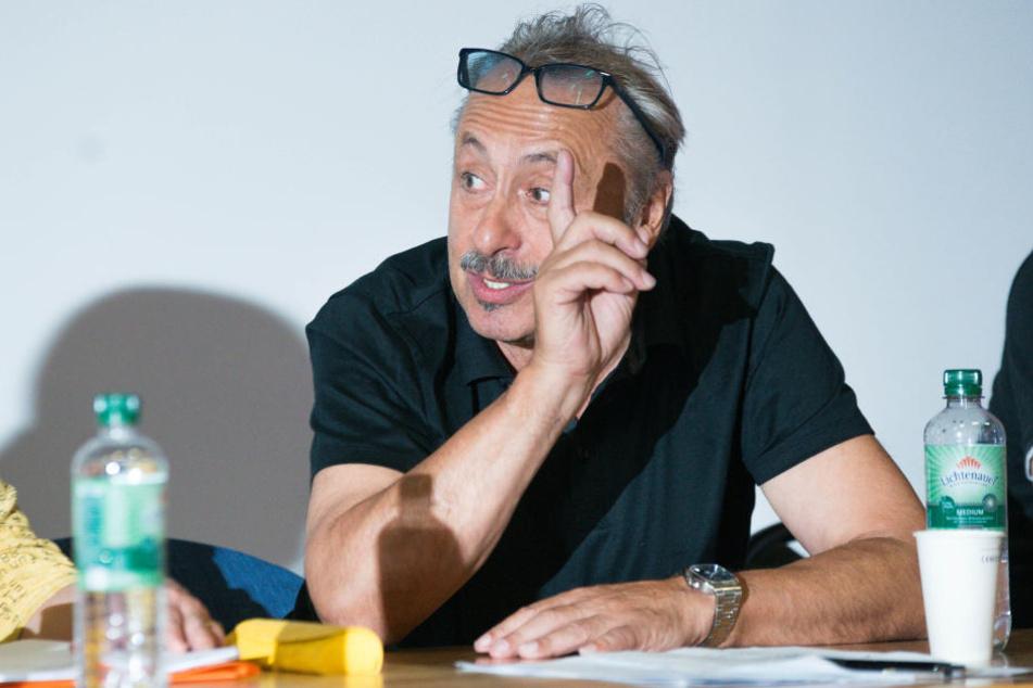 Wolfgang Stumph (70) besuchte schon als Jugendlicherdas Theater Junge Generation.