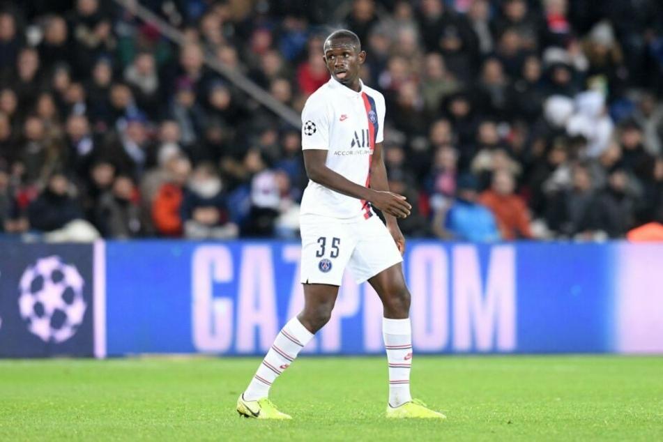 Der 17-jährige Kouassi kommt in dieser Saison schon auf elf Einsätze bei PSG.