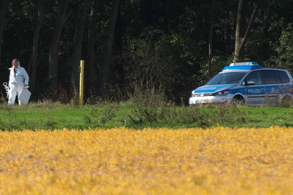 Am Mittwoch sind zwei Leichen in Erfurt entdeckt worden.