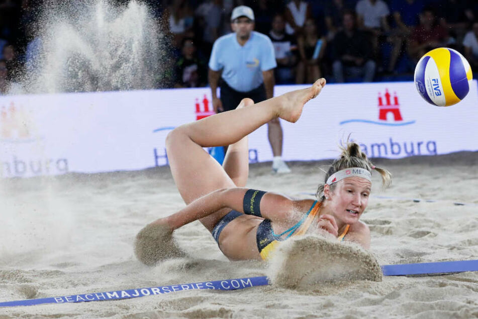 Deutsche Teams starten mit Siegen und Niederlagen in vierten Tag der Beachvolleyball-WM